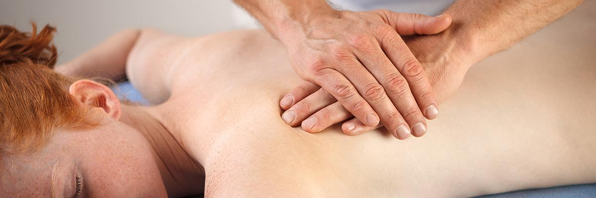 Massage Slider neue Website
